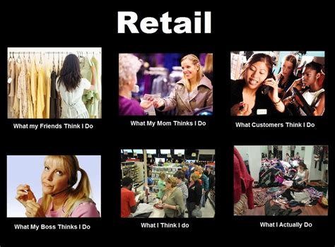 what retail workers do laughter is the best medicine