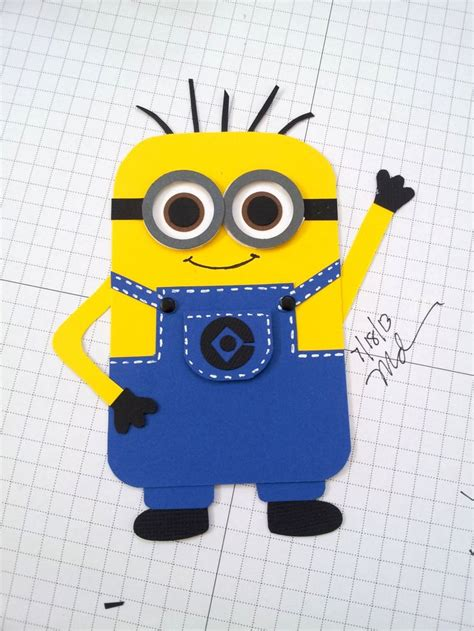 Kertas Scrapbook Purple Minion Design 111 best images about minions on minion