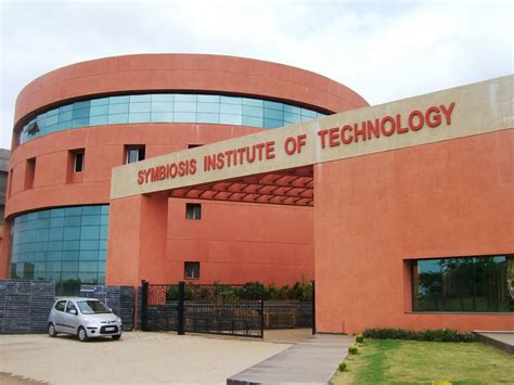 Is Symbiosis A College For Mba by Symbiosis Institute Of Technology Sit Pune Admission