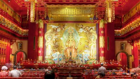 Funeral Home Interiors by Buddha Tooth Relic Temple Amp Museum In Chinatown Visit