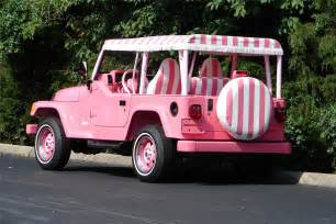 Pink Jeep For Sale 2000 Jeep Wrangler Convertible 81715