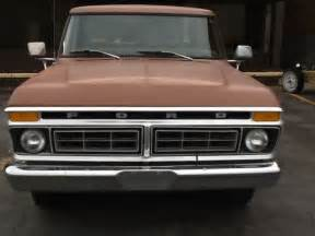 1977 Ford F150 Custom 1977 Ford F150 Custom Cab Bed For Sale Photos