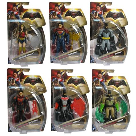 v figures batman v superman 6 inch figures wave 3 basic figure