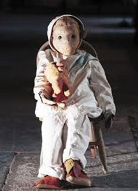 haunted doll real this week on the island this week on the island 01 20 2013