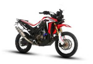 Honda Africa The Honda Africa Gets Rally Raid Ready Asphalt Rubber