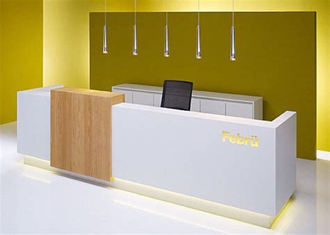 bureau reception 33 reception desks featuring and intriguing