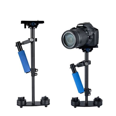 40cm steadycam scalable carbon fiber handheld stabilizer for steadicam for canon nikon