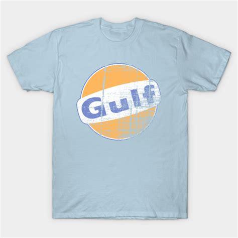 T Shirt Gulf gulf worn look gulf t shirt teepublic