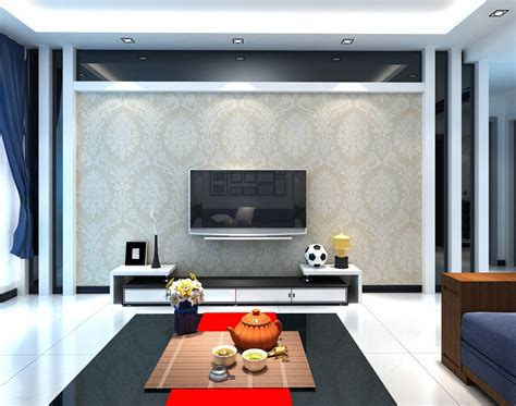 tv wall design simple and elegant tv wall ideas