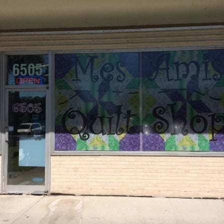 Mes Amis Quilt Shop by