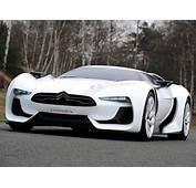Futuristico GT Citroen Le Migliori Foto Di Auto Per IOS