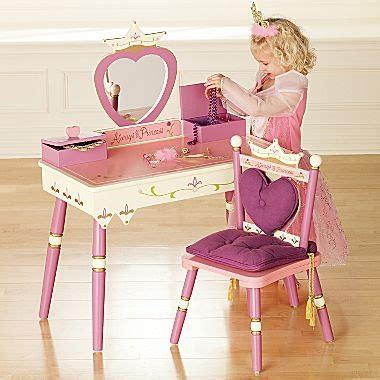 levels of discovery princess vanity table and chair set vanity set vanities and princess theme on