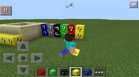 mod gta 5 mcpe minecraft pe mod block lucky color 0 10 5 mcpe mods