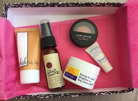 birchbox review march   subscription addiction