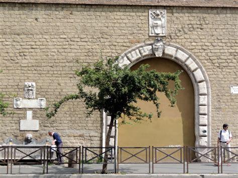 porta cavalleggeri citt 224 leonina romasegreta it
