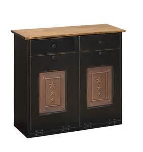 trash bin cabinet tin with drawers peaceful