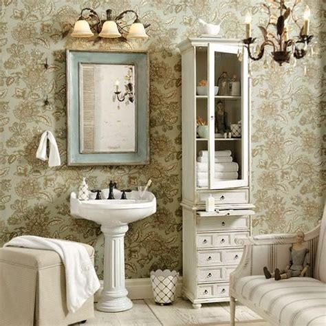 shabby chic bagno mobili bagno shabby chic fotogallery donnaclick