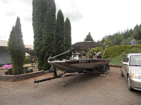 used bass boats for sale washington state 2004 bass tracker pro crappie 175 powerboat for sale in