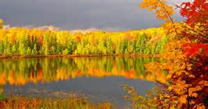 fall colors in wisconsin for leaves turning color in northwoods wi