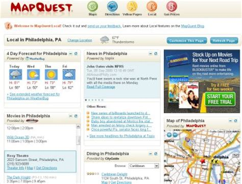 mapquest photoalbum1 bloguez