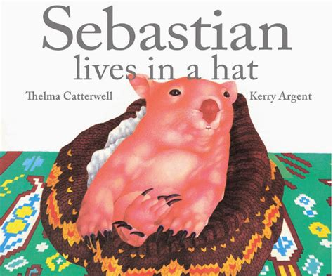 sebastian write about using sebastian lives in a hat to write recounts in