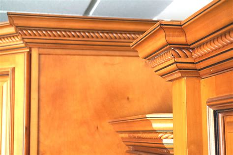 wood trim moulding for cabinets wood cabinets in miami high quality kitchens miami
