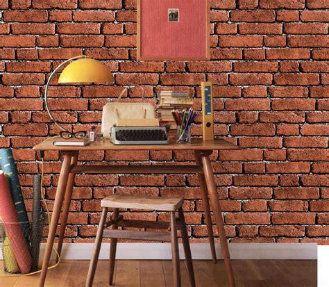 decorative brick wallpaper cheap imitation vinyl bricks stone design wall paper