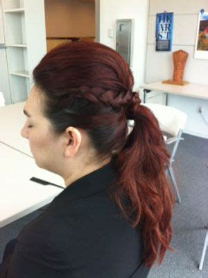 hump hairstyles how to do a braided hump