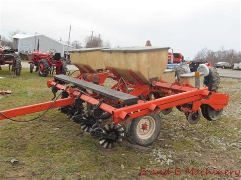 Allis Chambler 333 No Till Corn Planter 4 Row 4 Row Corn Planter