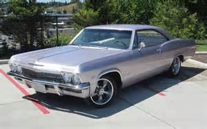 1965 Chevrolet Impala 1965 Chevrolet Impala Ss 2 Door Hardtop 133204