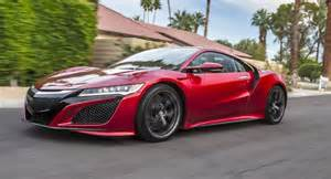 Acura Nsx 2017 Acura Nsx Expected To Receive Type R And Roadster