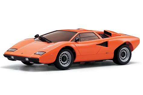 Lamborghini Countach Orange Kyosho Product Lamborghini Countach Lp400 Papaya Orange