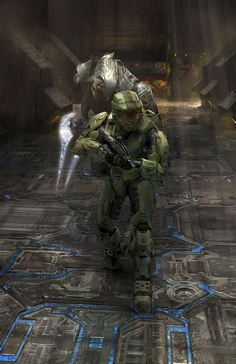 the art of halo the halo related art of mullins