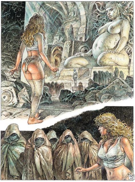 libro anima les origines druuna d 233 voile ses charmes chez gl 233 nat actua bd l actualit 233 de la bande dessin 233 e