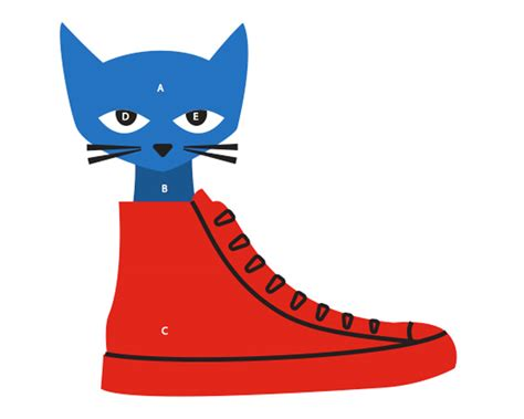 pete the cat shoe template shoes for yourstyles