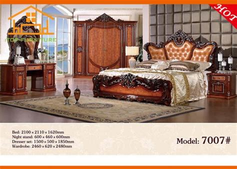 royal oak bedroom furniture antique synthetic leather royal rococo royal russian