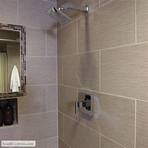 linen look subway tile 17 best images about fabric look tile on taupe