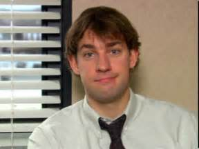 jim from the office is in a real prank war with