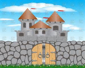 castle wall clipart 71