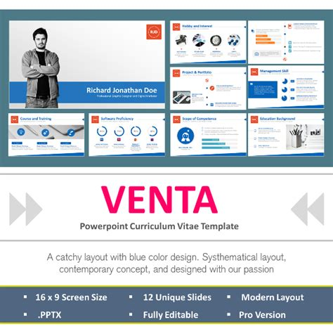 membuat video promosi dengan power point desain cv kreatif