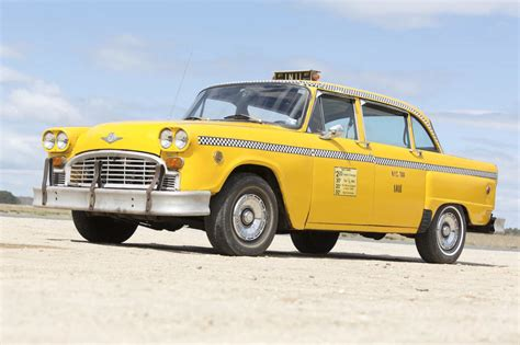 Home Design Blueprints the last new york checker taxi