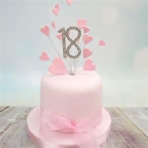 silver diamante 18 with pink hearts spray sheer ribbon