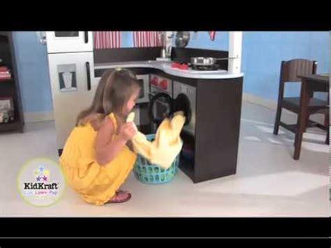 Kidkraft Corner Kitchen Espresso by Kidkraft Grand Espresso Corner Kitchen 53271