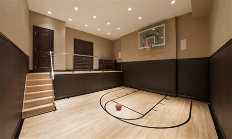 Sublime Indoor Basketball Court Near Me Decorating Ideas Home Basketball Court Design