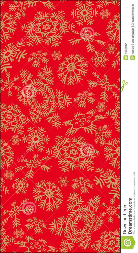 snowflake pattern illustrator seamless snowflake pattern stock photography image 5986912