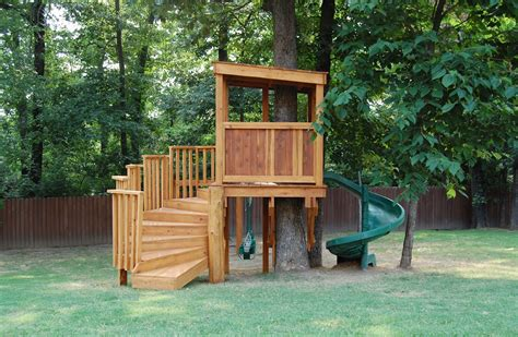treehouse swing treehuts treehouse with swings monkey bars and slide