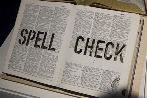 How To Spell by 7 Mistakes That Most Spell Checkers Won T Find