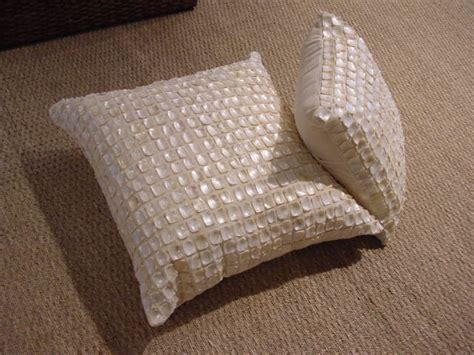 Of Pearl Pillow by Of Pearl Pillow