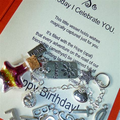 Unique Birthday Gifts For Friends by Best Friend Birthday Gifts Bff Help From Captured Wishes