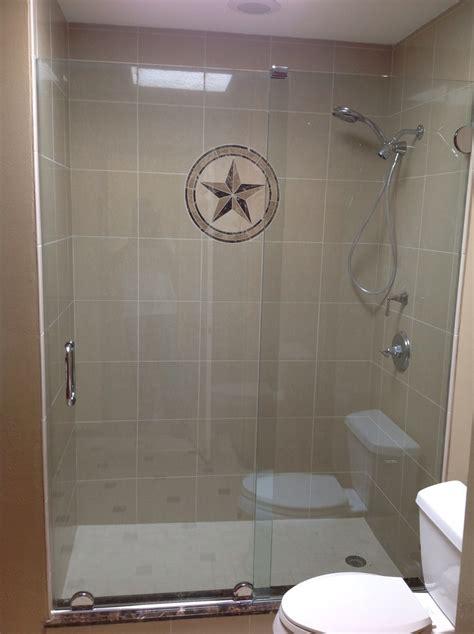 Sliding frameless shower door arc glass spring texas arcglassservices com home decor